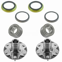 00-06 Tundra, 01-07 Sequoia Front Wheel Hub, Bearings & Seals Kit