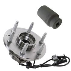 07-14 GM SUV & Truck 1500 4WD Front Wheel Bearing & Hub with 36mm Socket