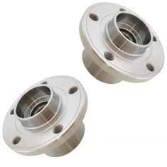 11-17  Volvo XC60 Front Wheel Hub & Bearing Pair