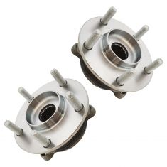 14-16 Mazda 6 Front Wheel Hub & Bearing Assembly Pair