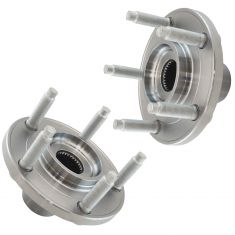07-14 Ford Edge Front Wheel Hub Pair