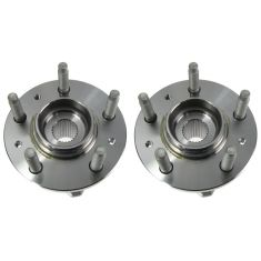 99-03 Ford Windstar Front Hub & Bearing Assembly (MOTORCRAFT) PAIR