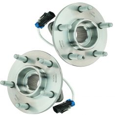 97-05 GM Cars Front Hub assembly PAIR (TIMKEN)