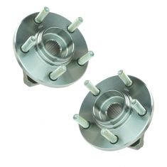 96-06 Ford FWD Cars Front Hub & Bearing Assy (Timken) PAIR