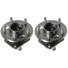 92-05 GM FWD Vans Cars Rear Hub & Bearing Assembly (Timken) PAIR