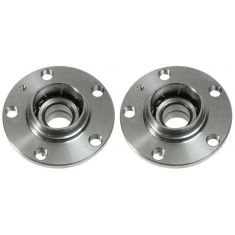 00-06 Audi TT, 98-09 VW Beetle, 99-09 Golf, Jetta Rear Whl Hub & Brng (Timken) PAIR
