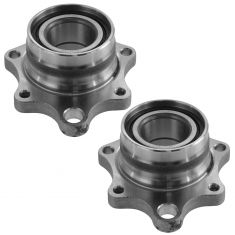 03-11 Honda Element w/ABS Rear Wheel Hub Bearing Module PAIR (Timken)