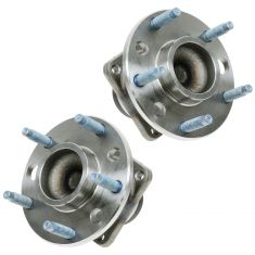 93-02 Chevy Camaro, Trans Am, Firebird; 01-04 Avanti II Front Wheel Bearing & Hub PAIR Timken