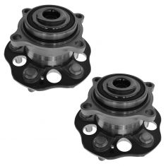 05-10 Honda Odyssey Rear Wheel Bearing & Hub Assy PAIR (Timken)