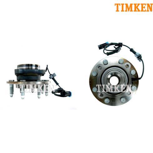 SilveradoSierra com • TIMKEN 08-10 Silverado 2500 HD Front Wheel