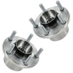 04-11 Volvo 30 40 50 70 Series Front Wheel Hub & Bearing PAIR (Timken)