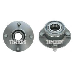 95-02 Ford Mid Size FWD Rear Hub & Bearing Assy PAIR (Timken)