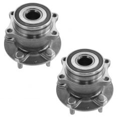 08-11 Impreza WRX Sti Rear Wheel Bearing & Hub Assy PAIR (Timken)