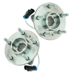 TKSHF00002 Front Hub that is also used in the Rear Pair Timken