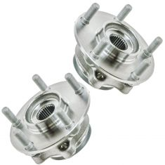09 (from 5/09)-12 Nissan Rogue; 07-12 Sentra w/2.5L Front Hub & Bearng Kit Pair (Timken)