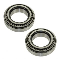 88-06 Chrysler, Jaguar Multifit Bearing & Race for Wheel Hubs Rear Inner PAIR (Timken)