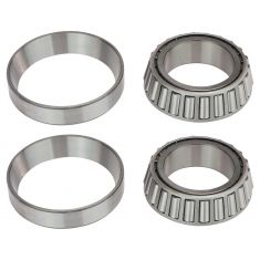 96-99 SLX; 94-01 Passport; 81-94 Isuzu Multifit Front Outer Wheel Bearing & Race PAIR (Timken)