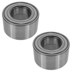 89-10 Ford Jaguar Kia Lincoln Mazda Mercury Multifit Front Hub Bearing PAIR (Timken)