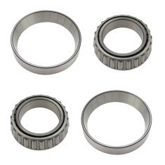 06-03 E450, E550, F450, F550 Twin I-Beam Front Inner Bearing & Cone Set Pair (Timken)