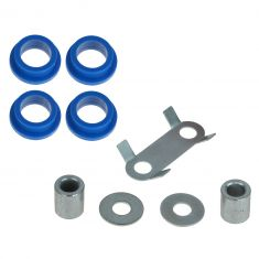88-04 Chrysler, 90-04 Dodge, 88-92 Eagle Midsize FWD Multifit Inner Tie Rod Bushing Kit