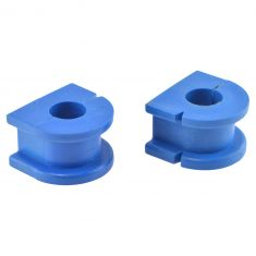 05-09 Equinox; 06-09 Torrent; 07 Vue Hybrid; 02-07 Vue Front Stabilizer Bar Bushing Pair