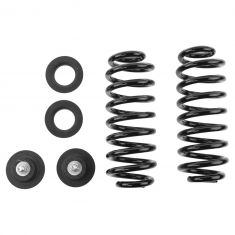 07-12 BMW X5; 09-15 X6 Complete Rear Air Spring to Coil Spring Conversion Kit