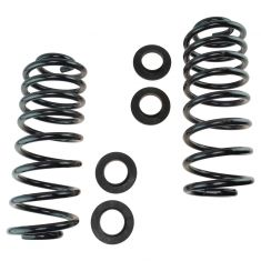 90-11 Lincoln Towncar; 92-11 Ford Crown Vict, Grand Marquis Rear Air Bag/Coil Spring Conversion
