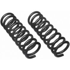 78-88 GM Multift RWD Passenger Car (w/ A/C or HD Susp) HD Front Coil Spring PAIR (Moog)