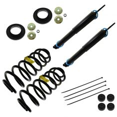 03-09 Lincoln Towncar, Crown Vic, Grand Marq (Monroe) Rear Air Suspension Conversion Kit