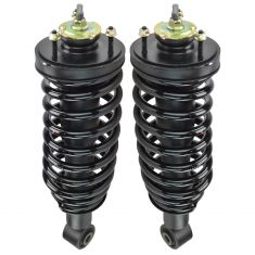 03-11 Ford Crown Vic, Merc Gr Marquis, Linc Towncar (exc Com Ch) Front Shock & Spring Assy PAIR