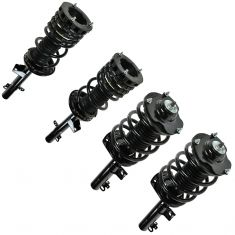 96-07 Ford Taurus, Mercury Sable Front & Rear Strut (Set of 4)(exc Air Suspension)