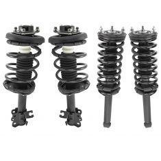 95-99 Nissan Maxima; 96-99 Infiniti I30 Front & Rear Strut Assembly (Set of 4)