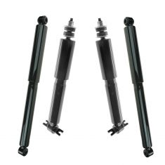 98-11 Ranger, B2300, B2500, B3000, B4000 Multifit RWD w/Coil Spring Susp Front Shock Kit (Set of 4)