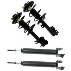 02-06 Nissan Altima Front & Rear Strut & Spring/Shock Absorber Kit (Set of 4)