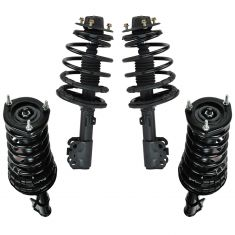 99-03 Toyota Solara 3.0L Front & Rear Loaded Strut Set of 4