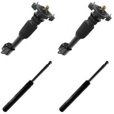 88-96 Regal, Grand Prix; 90-94 Lumina; 89-97 Cutlass Supreme Front & Rear Strut Kit (Set of 4)