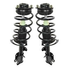 08-14 Town & Country, Gr Caravan; 09-12 VW Routan (exc Elect Sup) Front Quick Strut & Spring Pair