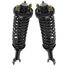 94-01 Acura Integra (exc Type R); 92-95 Honda Civic; 93-97 Del Sol Rear Shock & Spring Assy PAIR