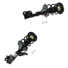 03-11 Honda Element Front Strut and Spring Assembly PAIR