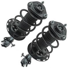 06-12 Toyota Rav4 Sport w/4cyl; 09-12 Rav4 Limited & Base w/4cyl Front Strut & Spring Assembly Pair
