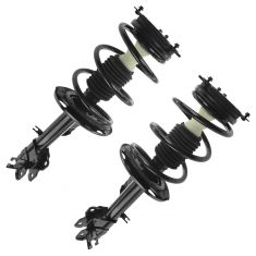09-14 Nissan Murano Front Strut & Spring Assembly PAIR