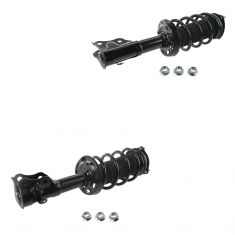 2006-2011 Honda Civic Coupe Front Strut & Spring Assembly PAIR