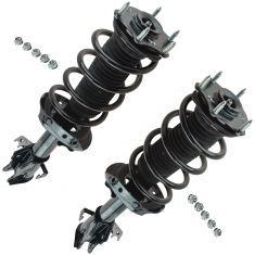 07-14 Honda CR-V Front Strut & Spring Assembly PAIR