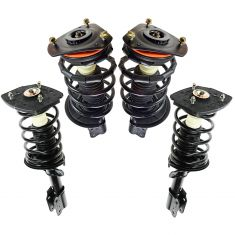 00-07 Monte; 00-11 Impala (ex Police); 05-09 Allure, LaCrosse Strut & Spring Assembly Kit (Set of 4)