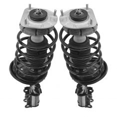 99-06 Volvo S80; 01-07 V70; 01-09 S60 (w/o elec. Susp) Front Strut & Spring Assembly PAIR