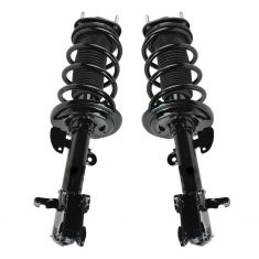 07-13 Acura MDX (w/o elec. Susp) Front Strut & Spring Assembly PAIR