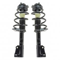 09-10 Dodge Journey 3.5L; 11-16 Journey 3.6L Front Strut & Spring Assembly PAIR