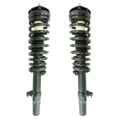 07-09 Ford Fusion, Mercury Milan V6 Front Strut & Spring Assembly PAIR