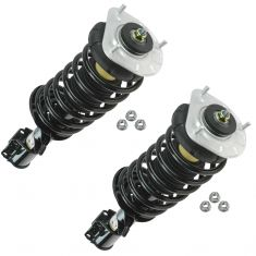 93-97 VOLVO 850 (exc. R); 98-04 C70; 98-00 S70, V70 Front Strut & Spring Assembly PAIR