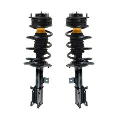 07-10 Sebring Sedan; 08-13 Avenger; 11-13 200 Front Strut & Spring Assembly PAIR